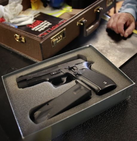 Federal Judge Blocks California's Restriction on Gun Purchases