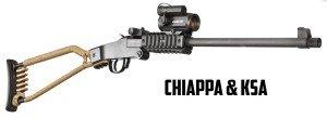 Single Shot Low Caliber Rifles Chiappa and KSA