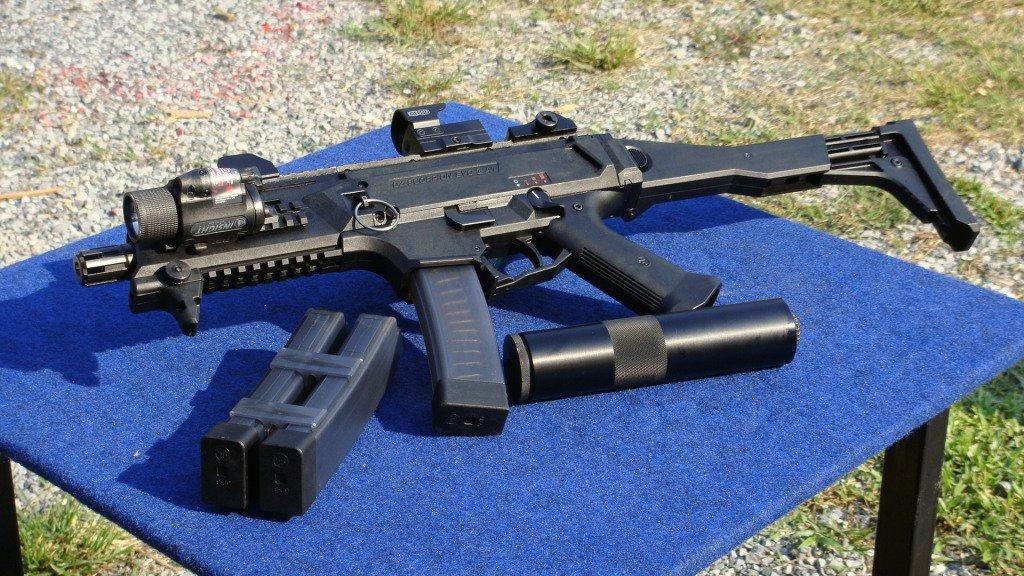 Scorpion EVO-3 A1