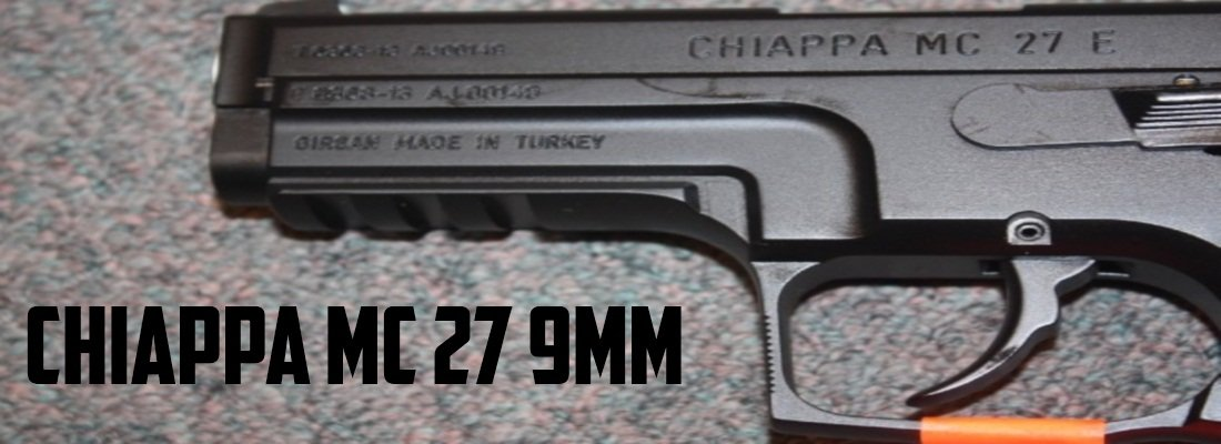 Chiappa MC27 9mm