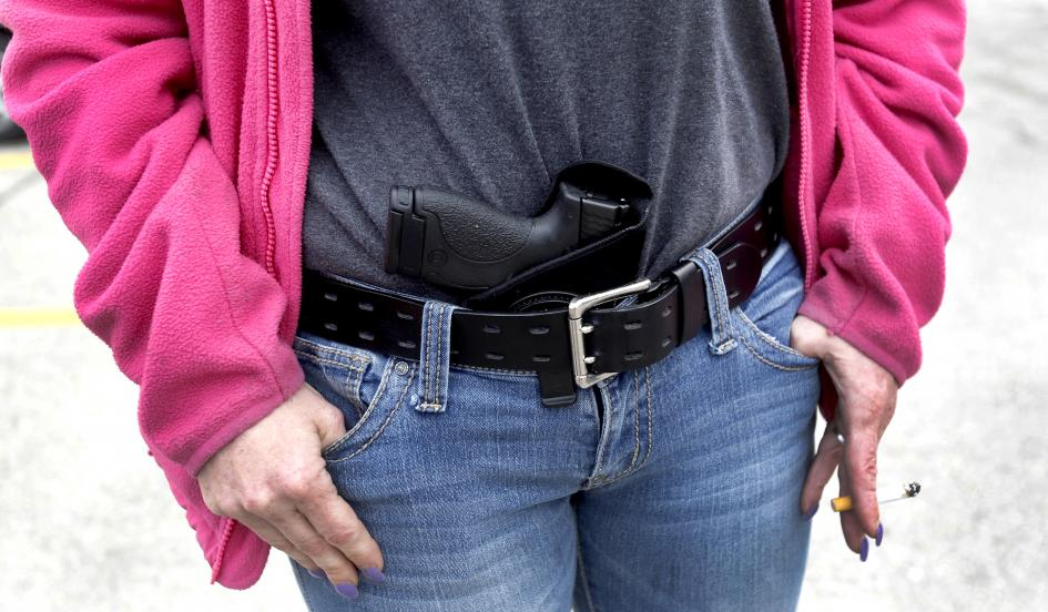 Concealed Carry Issue In Utah Schools