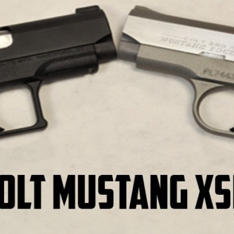 Colt Mustang XSP