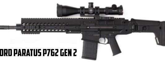DRD Tactical Paratus P762 Gen2: A Rifle Hitting Hard