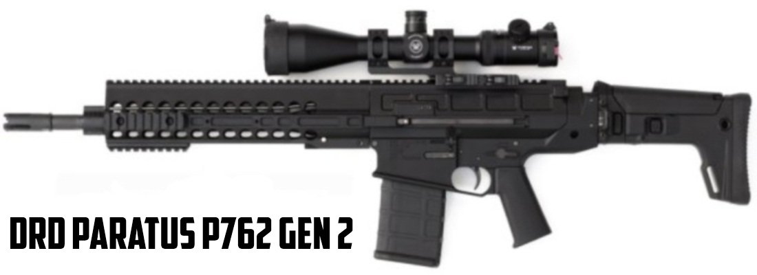 DRD Tactical Paratus P762 Gen2: A Rifle Hitting Hard