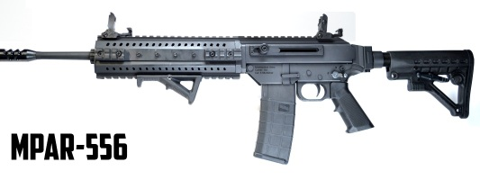MPAR-556: The Homecoming of AR-18