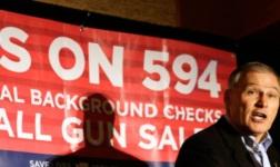 Washington Passes A Gun Control Initiative