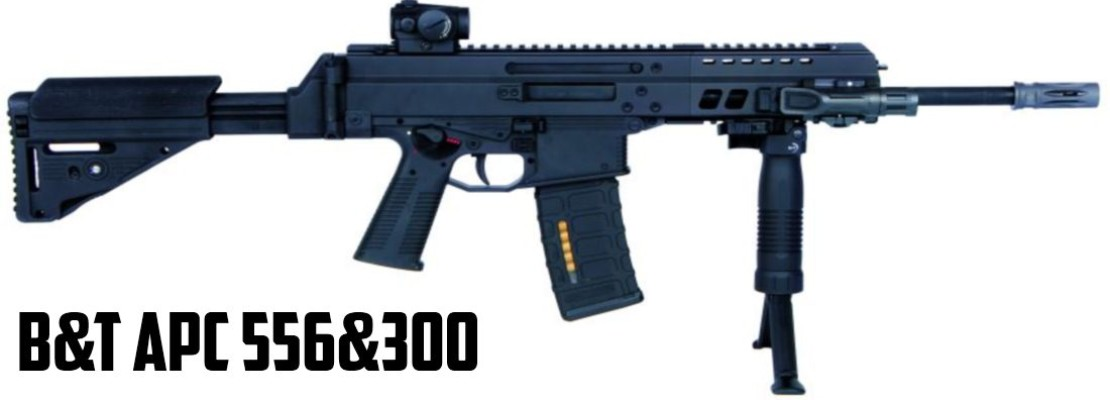 Swiss Tuned Assault Rifle And Carbine Sog