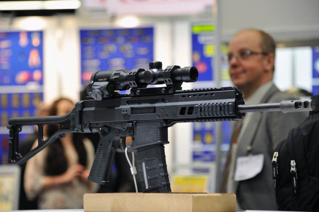 Swiss-Tuned Assault Rifle and Carbine