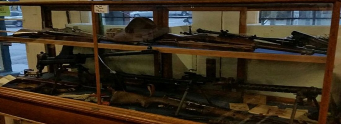 Museum To Return WWII Guns To Owners Following New Legislation
