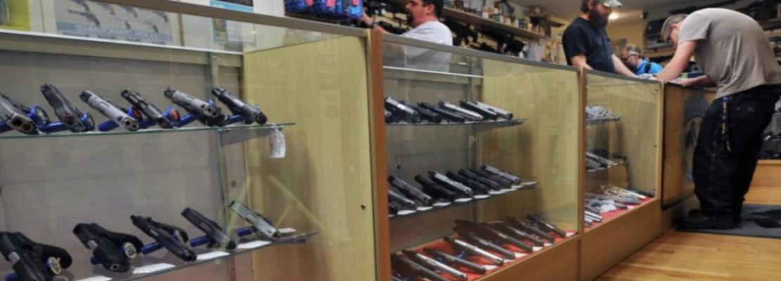Gun Sales On The Rise Near Ferguson Sog