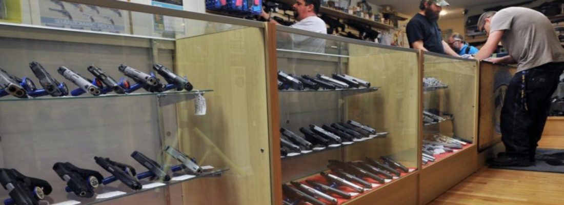 Gun Sales On The Rise Near Ferguson
