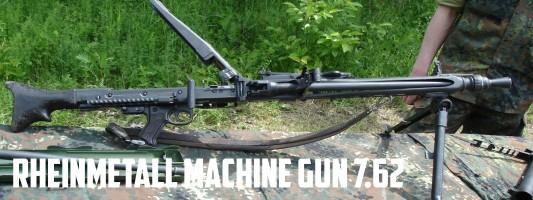 Rheinmetall Machine Gun 7.62