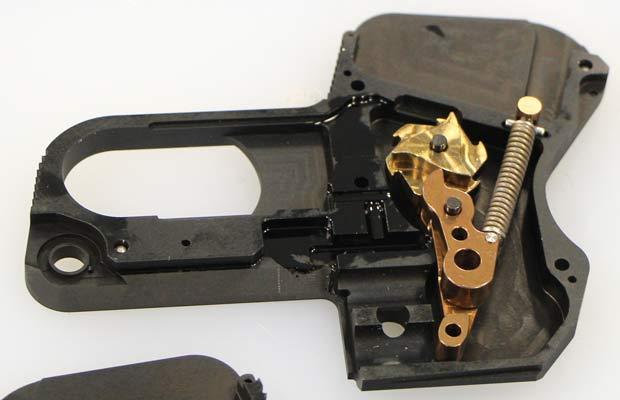 Double-Tap pistol