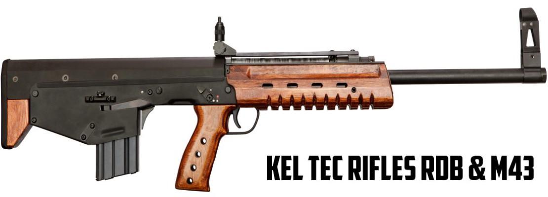 Kel Tec Rifles RDB & M43