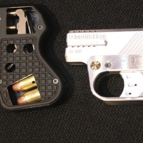 Double Tap Pistol: Don't Take any Chances