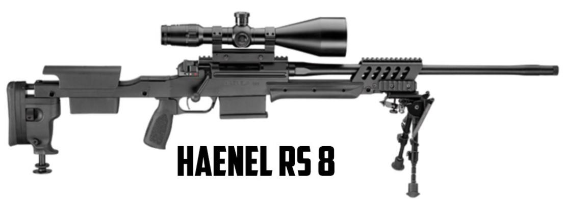 German Accuracy – Haenel RS 8