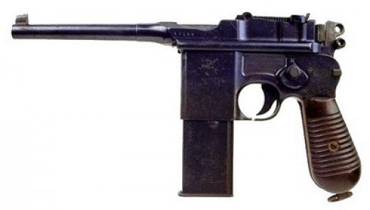 M1932-M712 Schnellfeuer