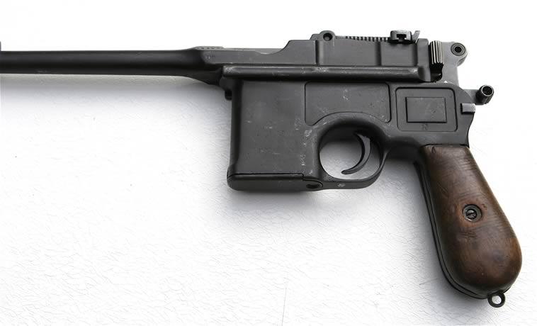 mauser c96 1912