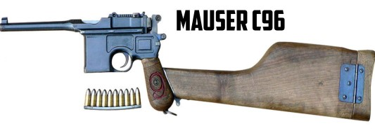 How Mauser almost killed WW2