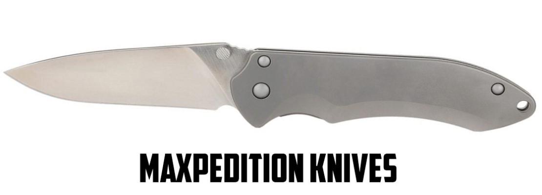 Maxpedition Knives – The Market Sovereign