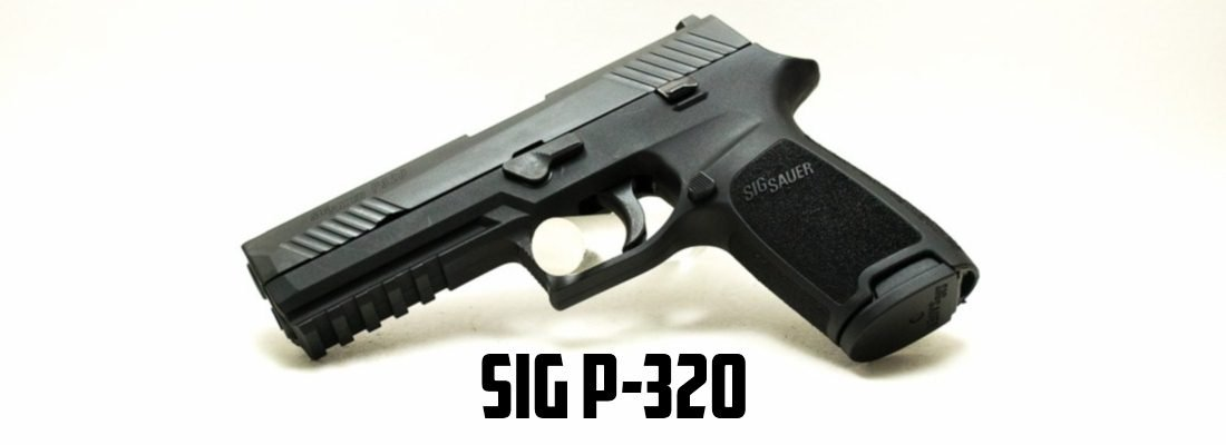 SIG P-320: Why Are You Wearing That Glock Suit?