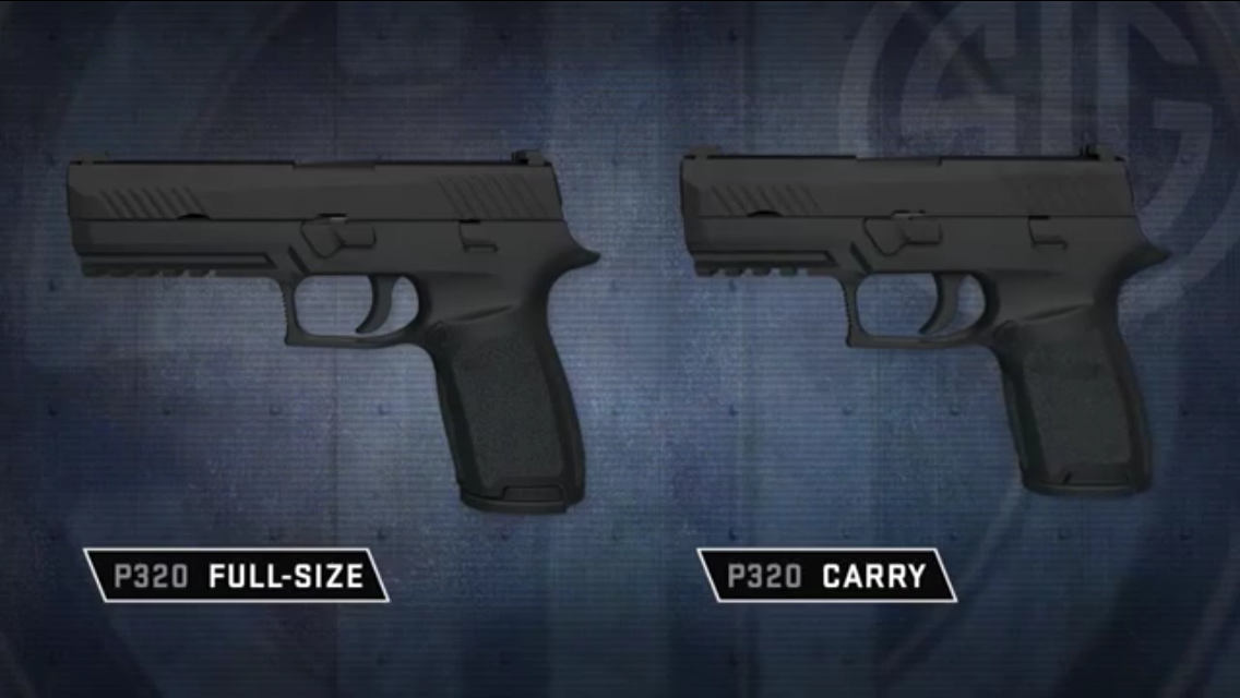 SIG P-320: Why Are You Wearing That Glock Suit? | S O G