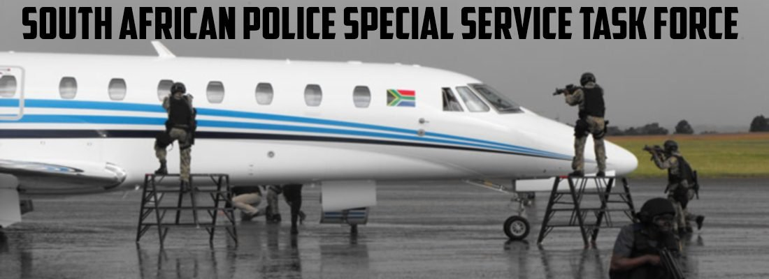 South African Police Service Special Task Force – Grueling Training for a Dangerous Job