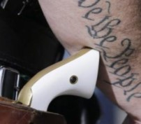 Where have all the cowboys gone: Texas House of Representatives votes on public carry
