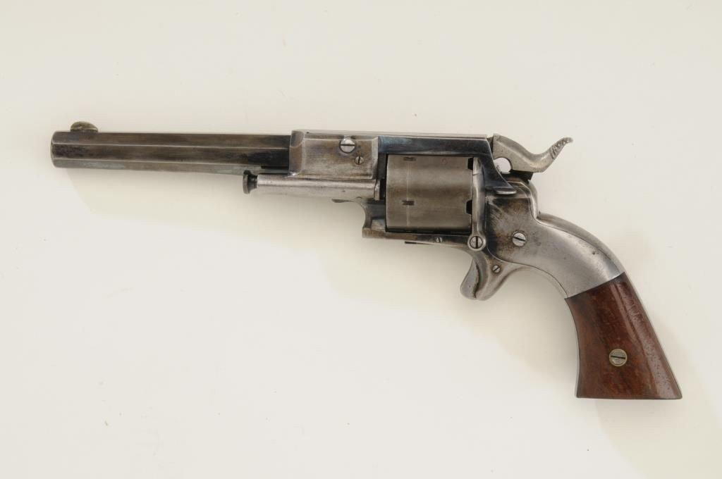 rimfire allen revolver