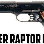 kimber raptor II