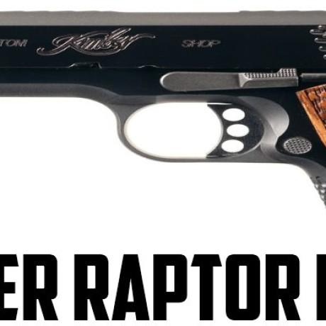 Kimber Raptor II: Jurassic Colt