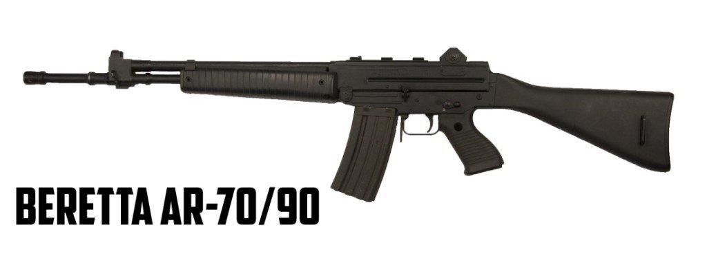Beretta AR-70/90: The Patriot
