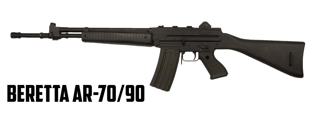 Beretta AR-70/90: The Patriot