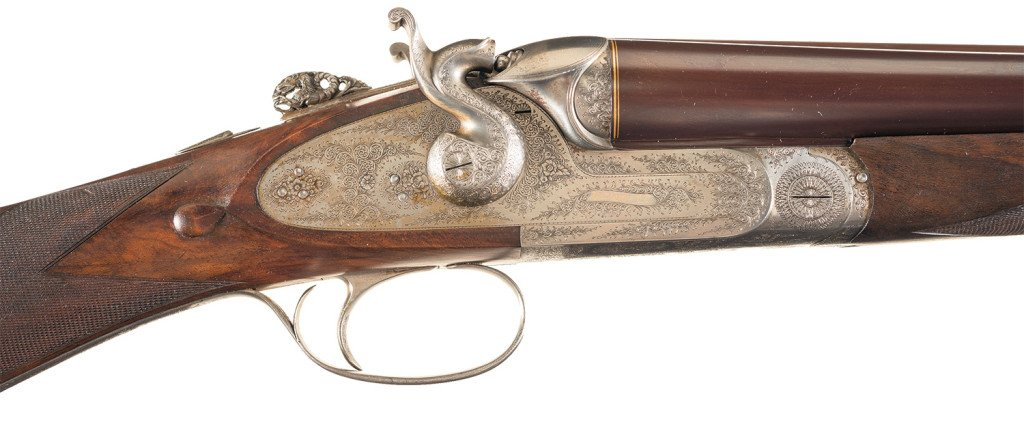 FAMARS Shotguns: Style of the Old Country
