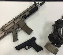 Students with fake guns cause highway shutdown