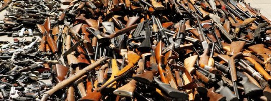 Goods for Guns program turned over 271 firearms