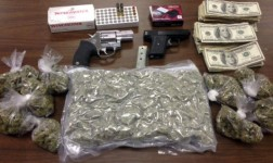 Money, drugs and guns seized in Lehigh bust