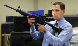 Connecticut gun maker admits breaking U.S. firearms law