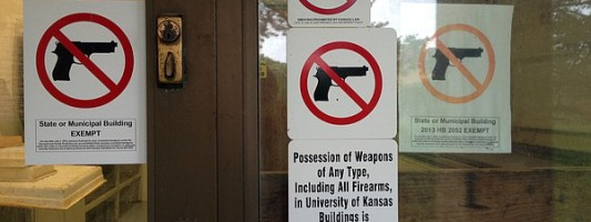 No Weapons at St. Mary's University