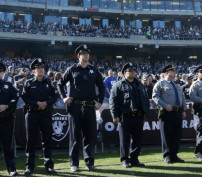 Off-Duty and Retired Police Officers Want to Bring Their Firearms into Stadiums