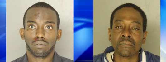 Son and Father Charged with Gun and Drug Possession