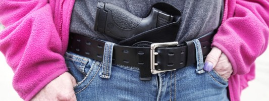 Some Restaurants in Odessa Will Prohibit Open Carry of Guns