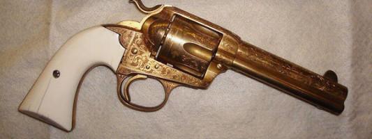 Cops Recovered Three Stolen Museum Guns