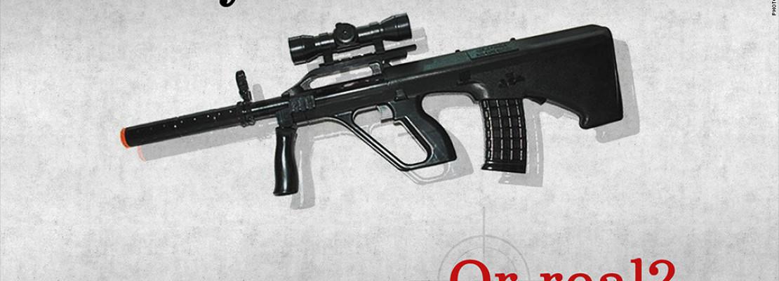 Toy Guns Sold in Plattsburgh