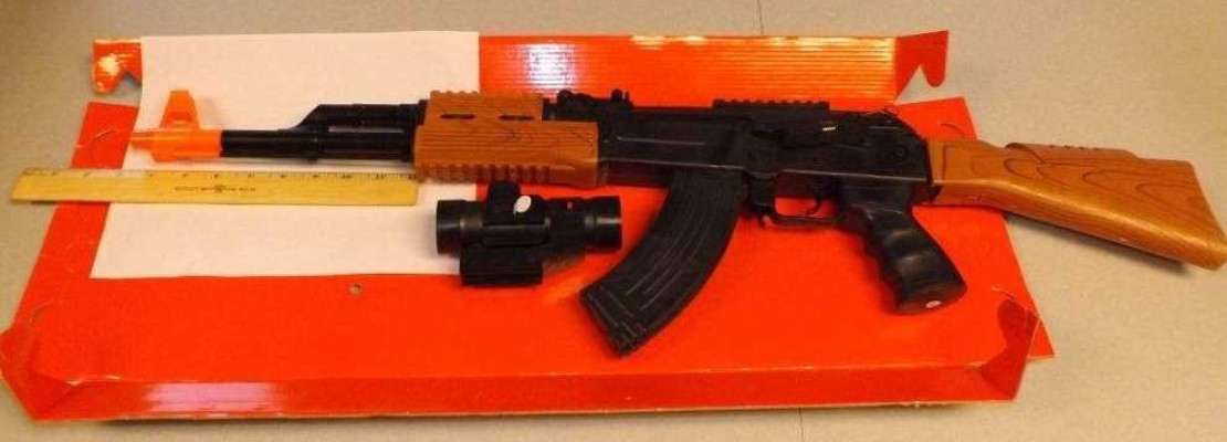 Toy guns banned at Anaheim theme parks