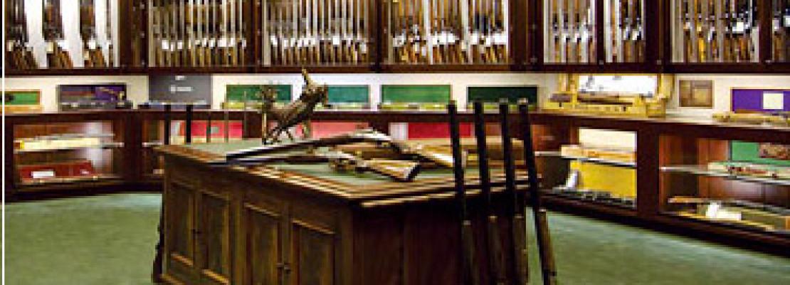 Two men stole 14 guns from Fort Mill gun store
