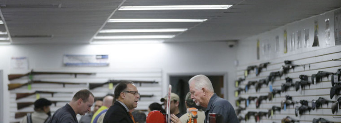 Oklahomans rush to buy guns at mention of tighter controls