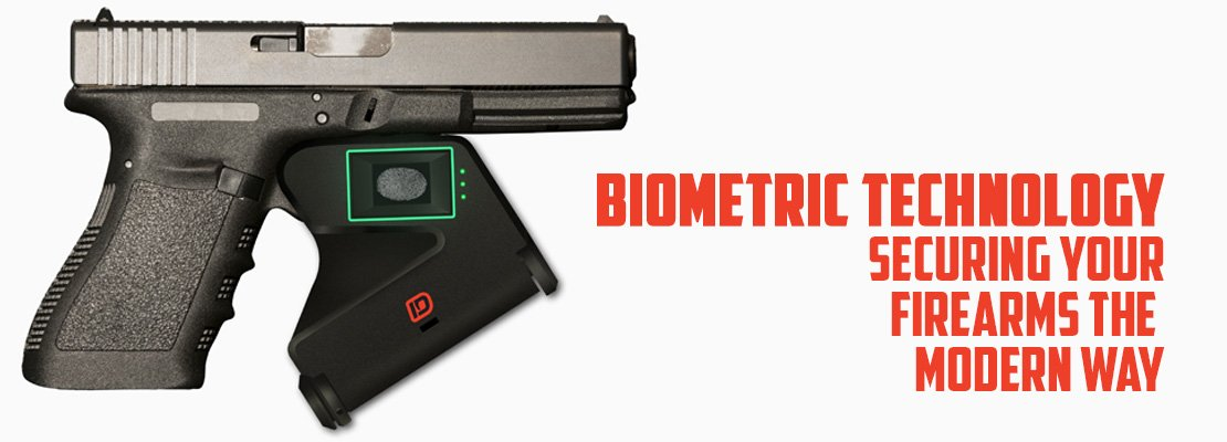 Biometric gun safety