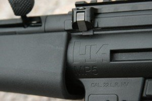 H&K MP5-22 Rimfire Rifle Review