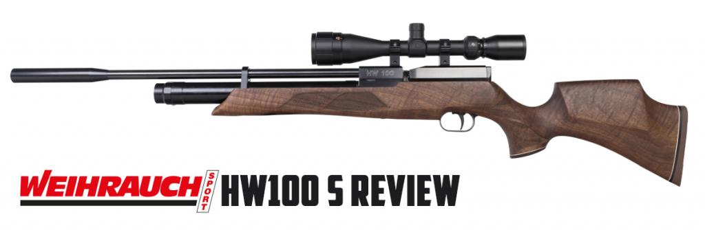 Review: Weihrauch HW100 S – PCP Air Rifle